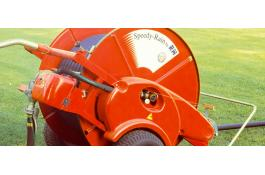 Sprinkler hydraulic turbine 505