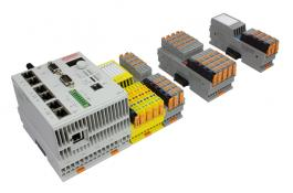 I / O modules for industrial applications