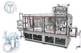Alimentatori bottiglie per packaging ROTOMATIC