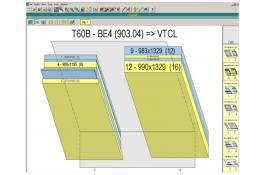 Software per la gestione dei cavalletti Perfect Rack