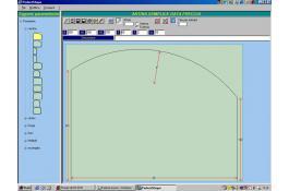 Software per taglio vetro sagomato Perfect Shape