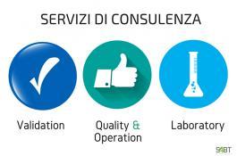 Servizi di consulenza per aziende farmaceutiche