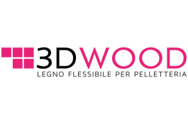 Flexible wood for leather goods 3DWood