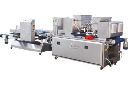 Coestrusore prodotti ripieni per produzioni semi-industriali e industriali Multilane