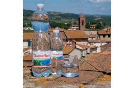 Light mineral water Santafiora