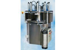 Macchina automatica per coni arrotolati, cialde, waffel, ferratelle e brigidini Superpokermatic