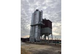 Impianti di essiccazione per cereali