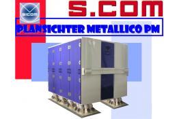 Plansichter metallico PM