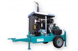 Motopompe per macchine irrigazione