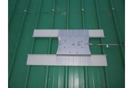 Dispositivo di ancoraggio per lamiera grecata SICURLAM