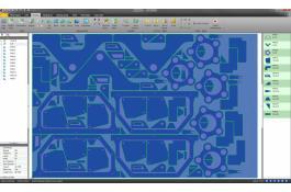 Software di nesting automatico per macchine da taglio e punzonatrici SigmaNEST PowerPack
