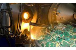 Окончательная обработка электро-электронных отходов