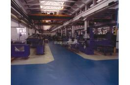 resin floors for the mechanical industry
