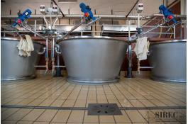 Clinker flooring industry