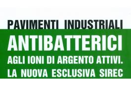 Floor antibacterial industry