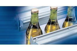 Lame d'aria per asciugatura bottiglie WindJet® AirKnife