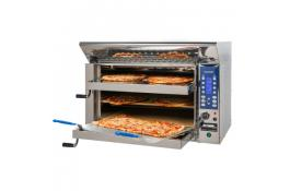 6 pizzas electric oven without chimney VP3XL