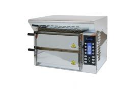 Electric pizza oven without chimney VP2