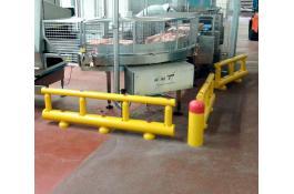 Sistemi di protezione per area produttiva e magazzino