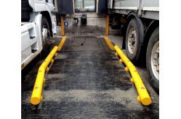 Sistemi di protezione baia di carico e spazi esterni