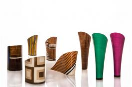 Tacchi con finitura cuoio per scarpe