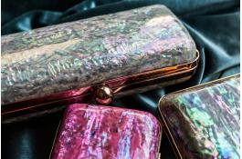 Fashion accessories for leather goods
