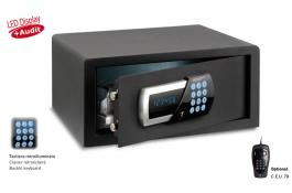 Mobile safe with motorized digital electronic combination TSW / 4HN TSW / 4HN-S