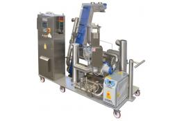 Dosatore mescolatore continuo prodotti solidi e liquidi MDC-A