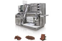 Impianto compatto per lavorazione fave di cacao Multiprocess R