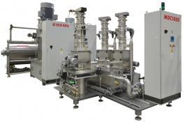 Impianto per produzione in continuo cioccolato FAST 3