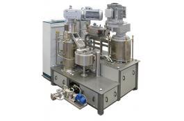 Impianto di raffinazione in continuo creme P10S-CR