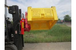 Rovesciatore idraulico per movimentazione prodotti alimentari MRS
