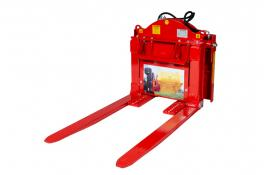 Hydraulic tipper for handling food MRS