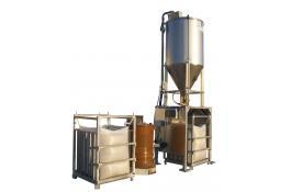 Filtro a sacchi Serie PCS per filtrazione fanghi