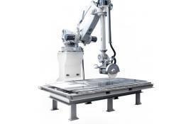 Robot per taglio pietra Lapisystem Cut e Combi-Cut