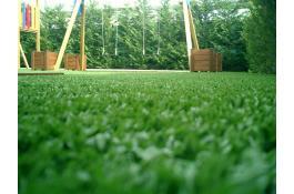 Soft synthetic grass for garden Fivestargrass