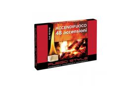 Accendifuoco 48 cubetti art. 9015/48 Fuego Style®