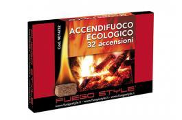 Accendifuoco ecologico per camino art 9014/32 Fuego Style®