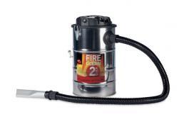Aspiratore elettrico per fuliggine Fireclean 2Click Inox Fuego Style®
