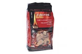 Cubetti accendifuoco atossici Kubofire Fuego Style®