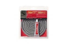 Kit di manutenzione camino uso professionale Tricotex+Thermofix Fuego Style®