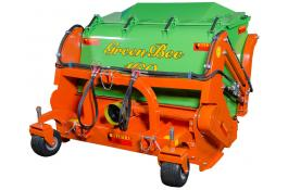 Mulches grass for lawns GREEN BEE