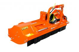 Professional flail mower LUPO
