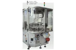 Impianto completo di stampa tampografica Serie Logica Platform