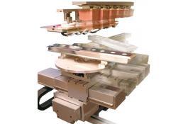 Macchine tampografiche elettriche Serie Logica Flexible
