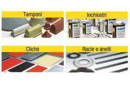 Produzione consumabili per tampografia