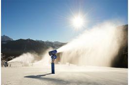 Tubazioni per trasporto neve artificiale