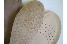 Solette estraibili in sughero lattice