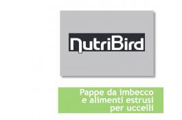 Alimenti estrusi per uccelli NutriBird