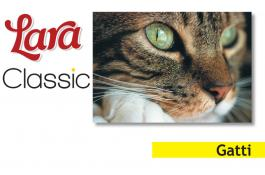 Alimenti per gatti di tutte le età Lara e Classic